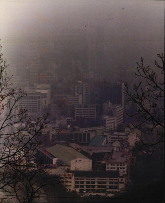 서울 하늘 실종