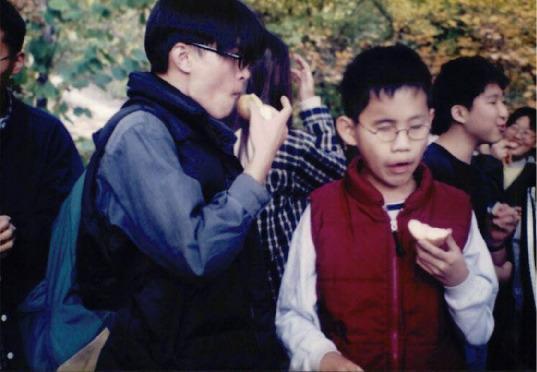 1999.11.10 시각장애인 자연환경 체험 한마당 4