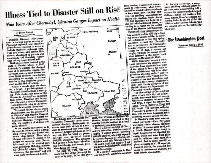 Illness tied to disaster still on rise
