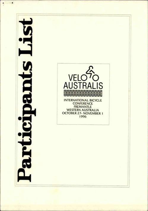 외국 자전거 팜플렛 #8