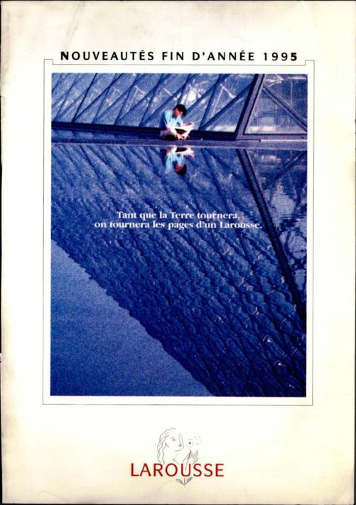 NOUVEAUTES FIN D'ANEE 1995