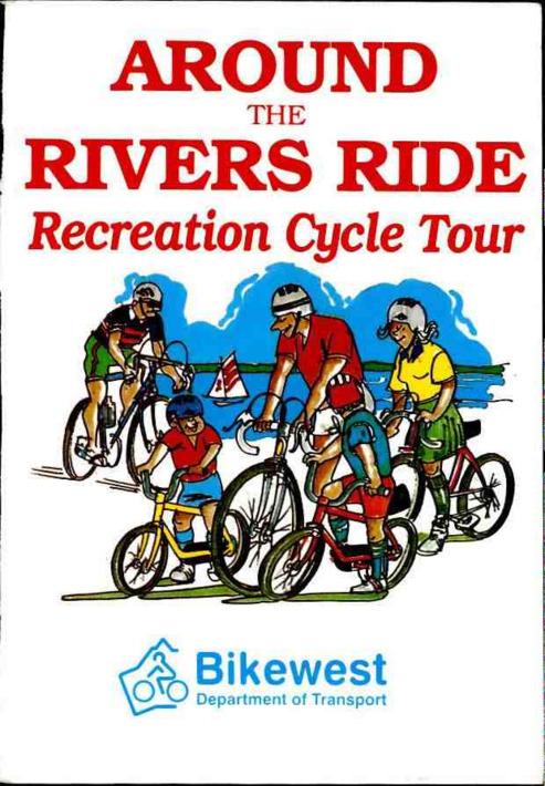 외국 자전거 팜플렛 #17