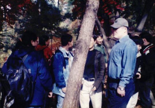 1999.11.10 시각장애인 자연환경 체험 한마당 1