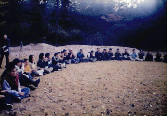 1999.11.10 시각장애인 자연환경 체험 한마당 10