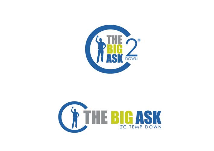 국민이 발의하는 기후변화법 제정 서명운동 [빅 애스크 Big Ask] 캠페인 [로고]