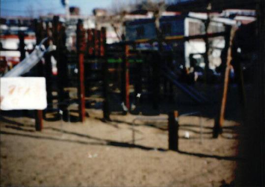 2000년 어린이 놀이터 구별 조사 8