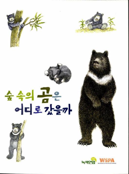 숲 속의 곰은 어디로 갔을까