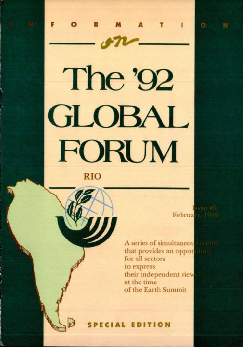 92년 국제 포럼