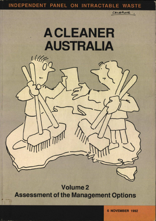 A CLEANER AUSTRALIA