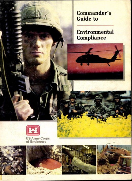 Conmmanders Guide to Environmental Compliance