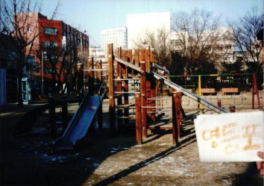 2000년 어린이 놀이터 구별 조사 6