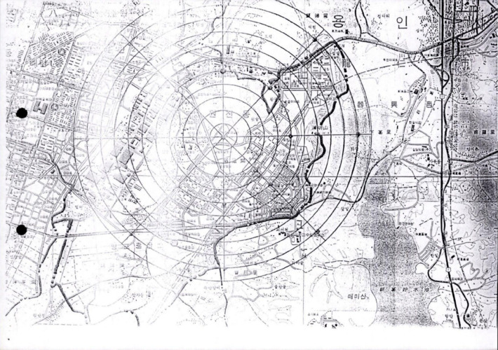 [용인수원 지도]
