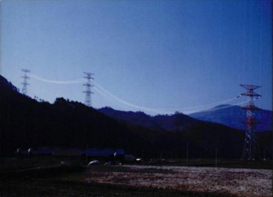 송전탑과 산림훼손 6