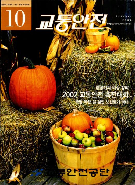 2002년도 교통안전 10월호