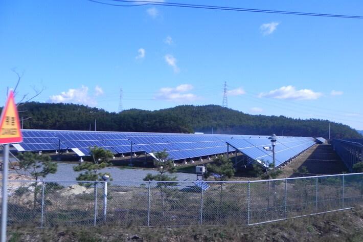 [에너지대안포럼] 재생가능에너지 현장답사 사진