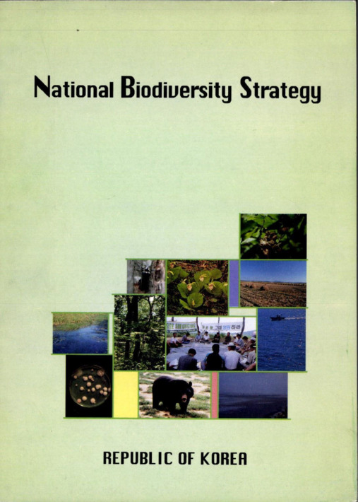 National Biodiversity Strategy
